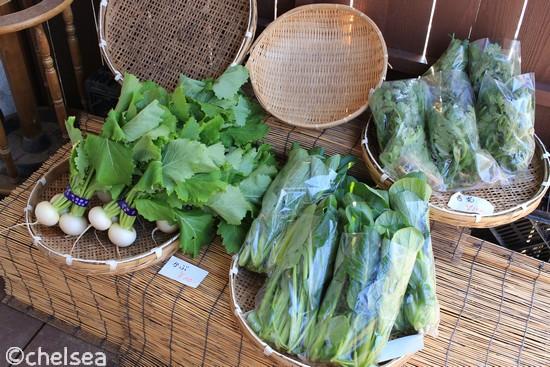 太田農園の朝どり野菜