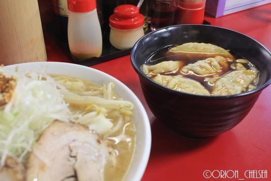 つり吉_スープ餃子