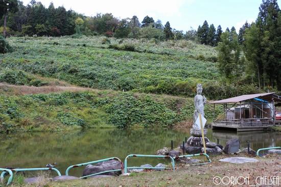 馬場清水周辺