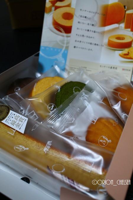 モンテール焼き菓子当選
