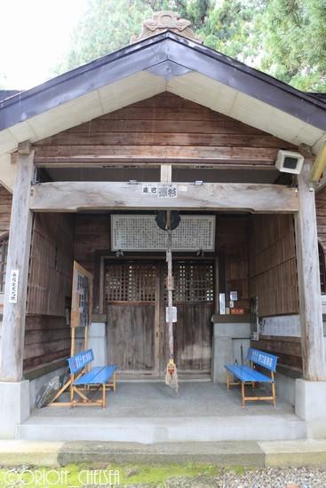 山寺薬師堂