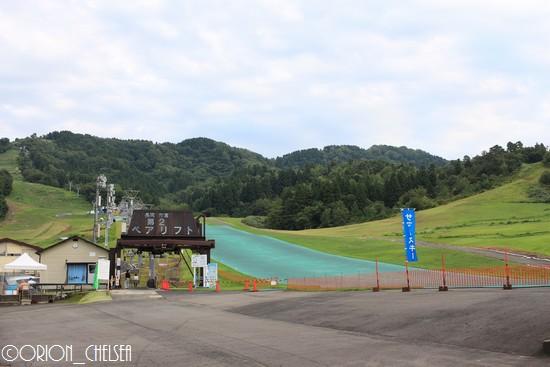 東山ファミリーランド_スキー場