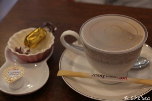 カフェかんた_コーヒー