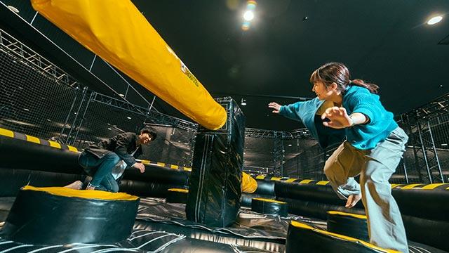 Jump&Jumpの体験画像