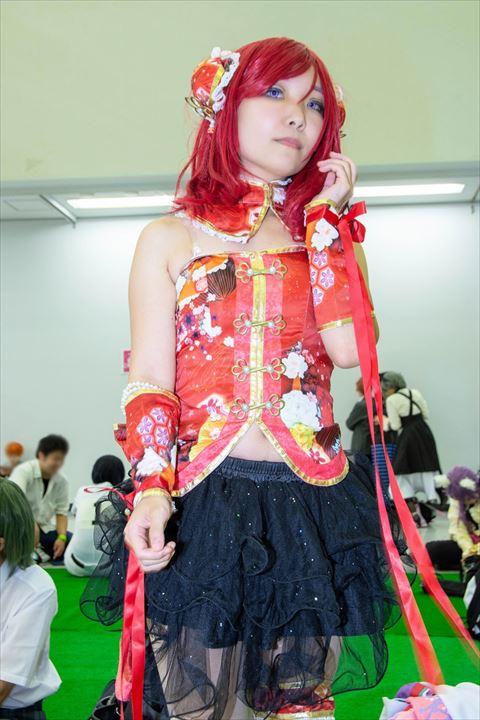 西木野真姫 絢瀬絵里 チャイナドレス編 覚醒後 ラブライブ コスプレ 04