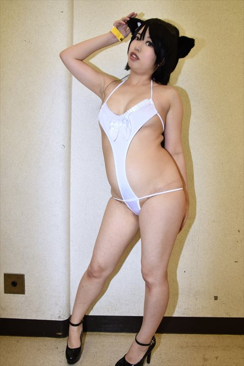 アズールレーン 高雄 メイドワンピース  コスプレ 04