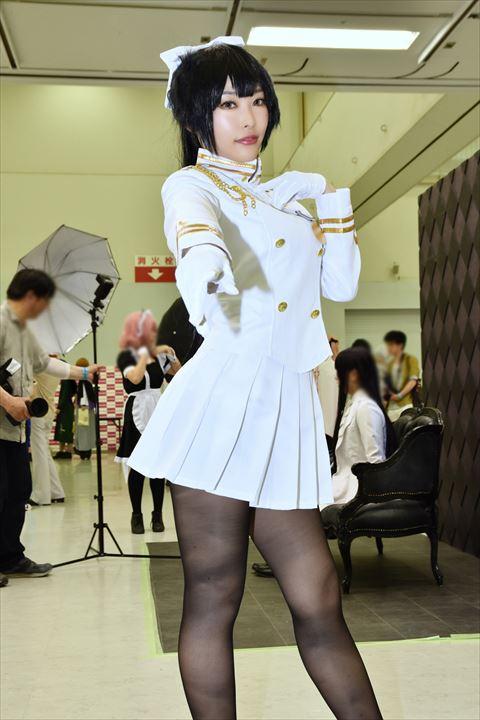 高雄 愛宕 アズールレーン コスプレ 06