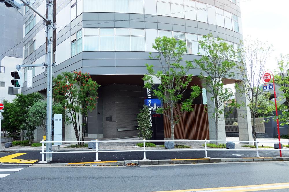 山口達也 マジェスタワー六本木