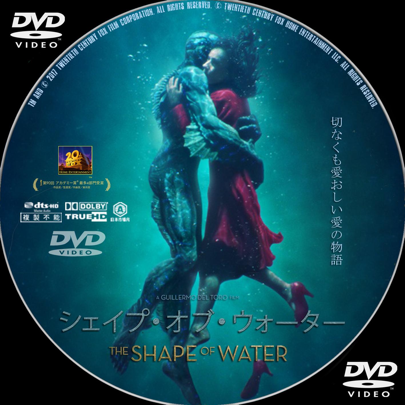 DVD ラベル1
