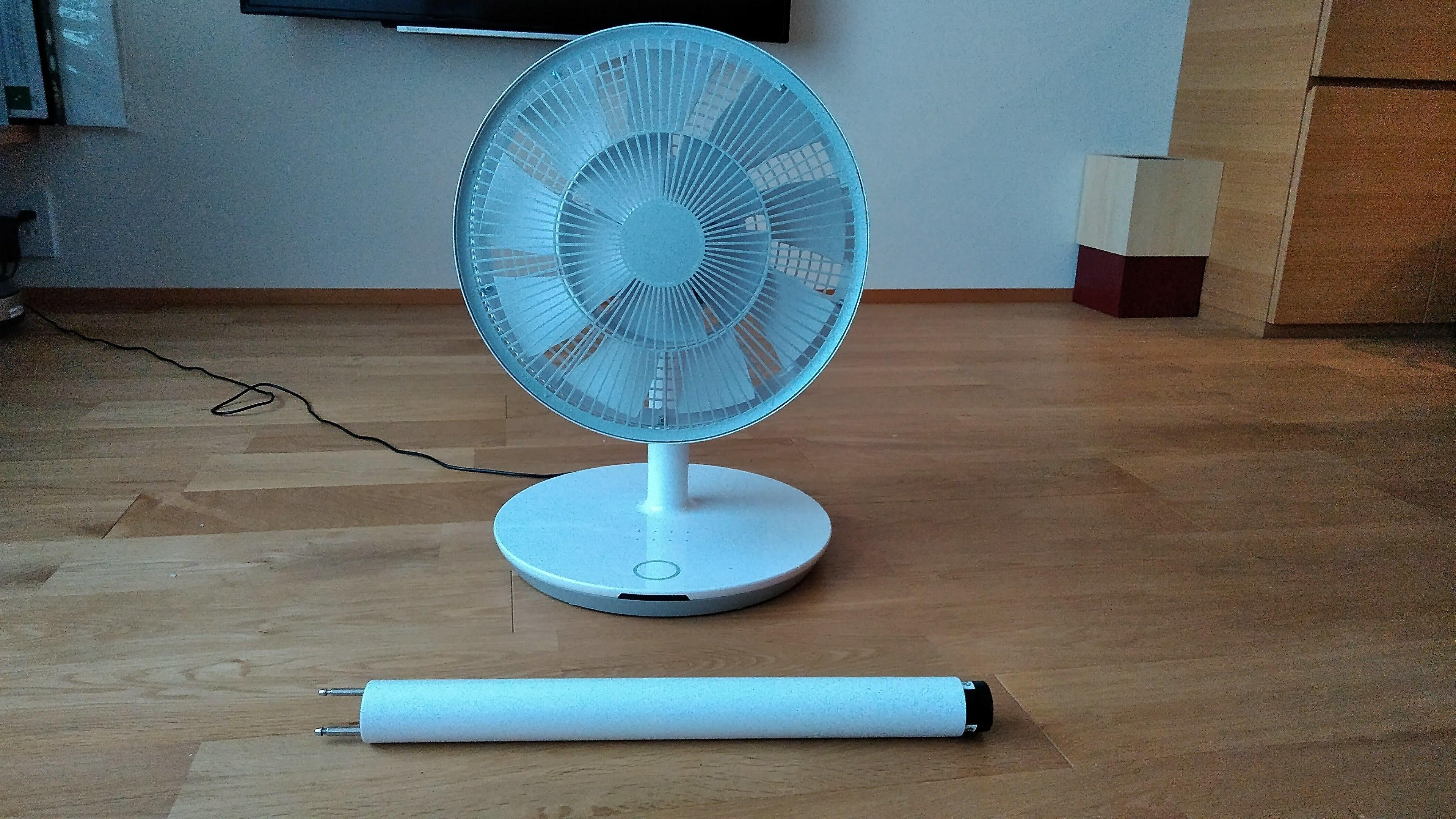 the green fan 1