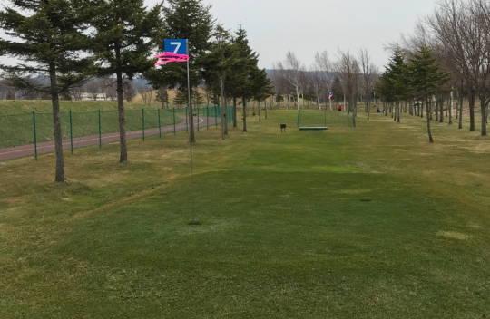 長沼パークゴルフ 総合公園2018春 (1)