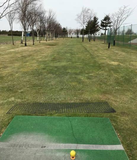 長沼パークゴルフ 総合公園2018春 (2)