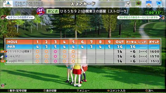 Newみんゴルプレー第55回-1 (7)