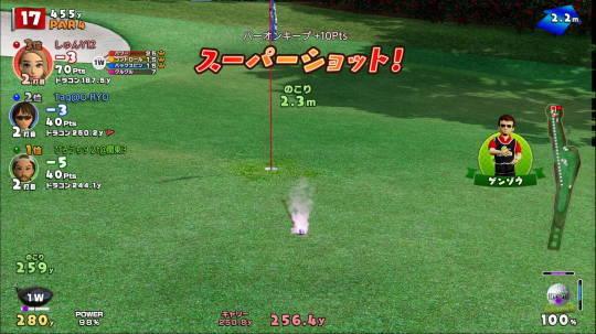 Newみんゴルをプレー第55回-3 (12)