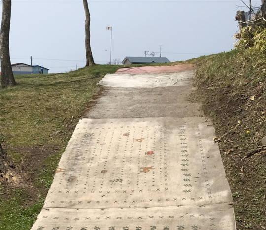 胆振管内伊達市 稀府寿パークゴルフ場 (2)