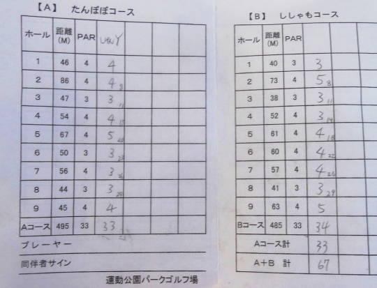 鵡川運動公園パークゴルフ場 (19)