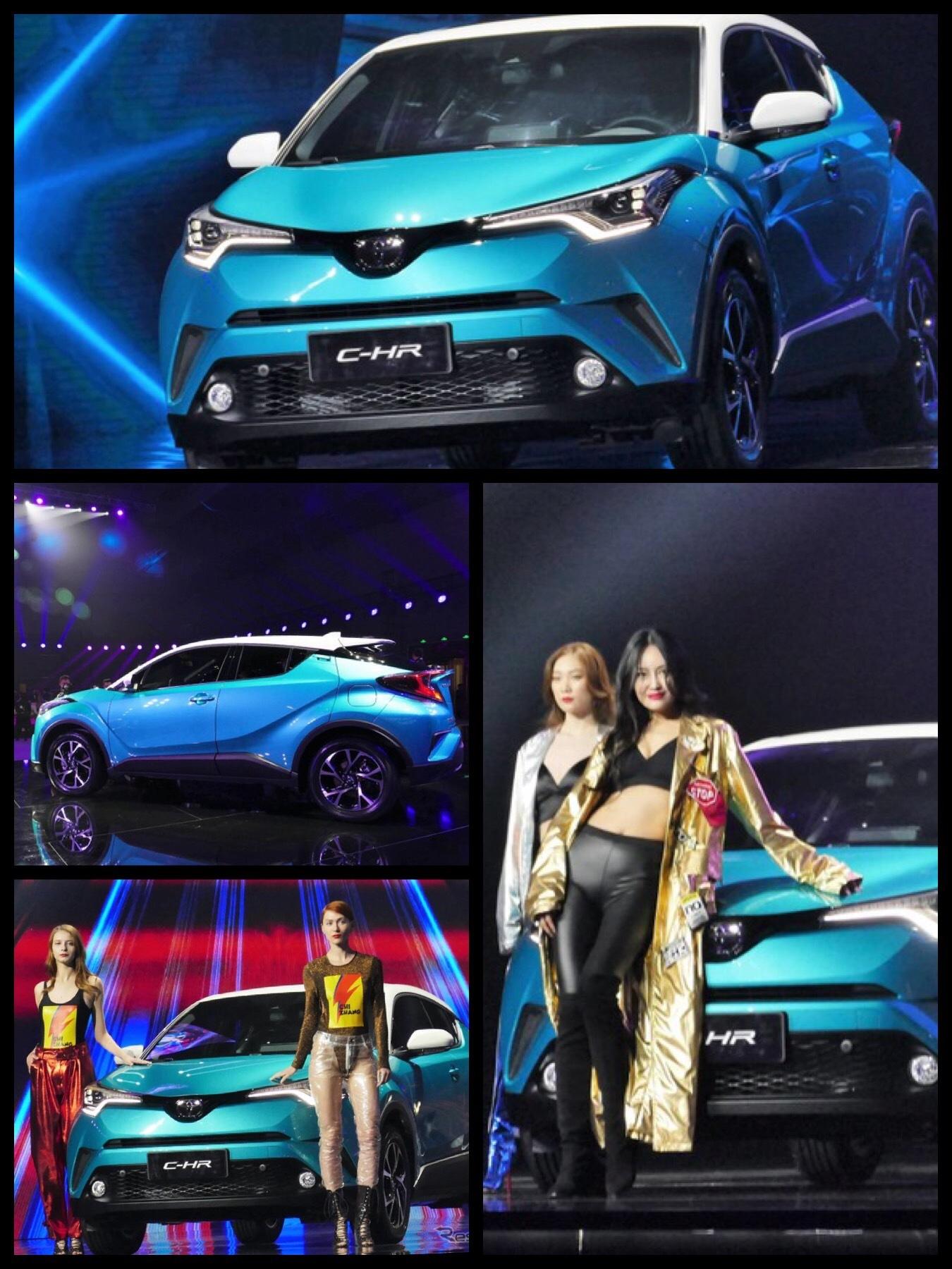 トヨタ C−HR 中国