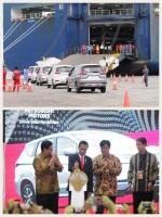 三菱エクスパンダー輸出開始 インドネシア