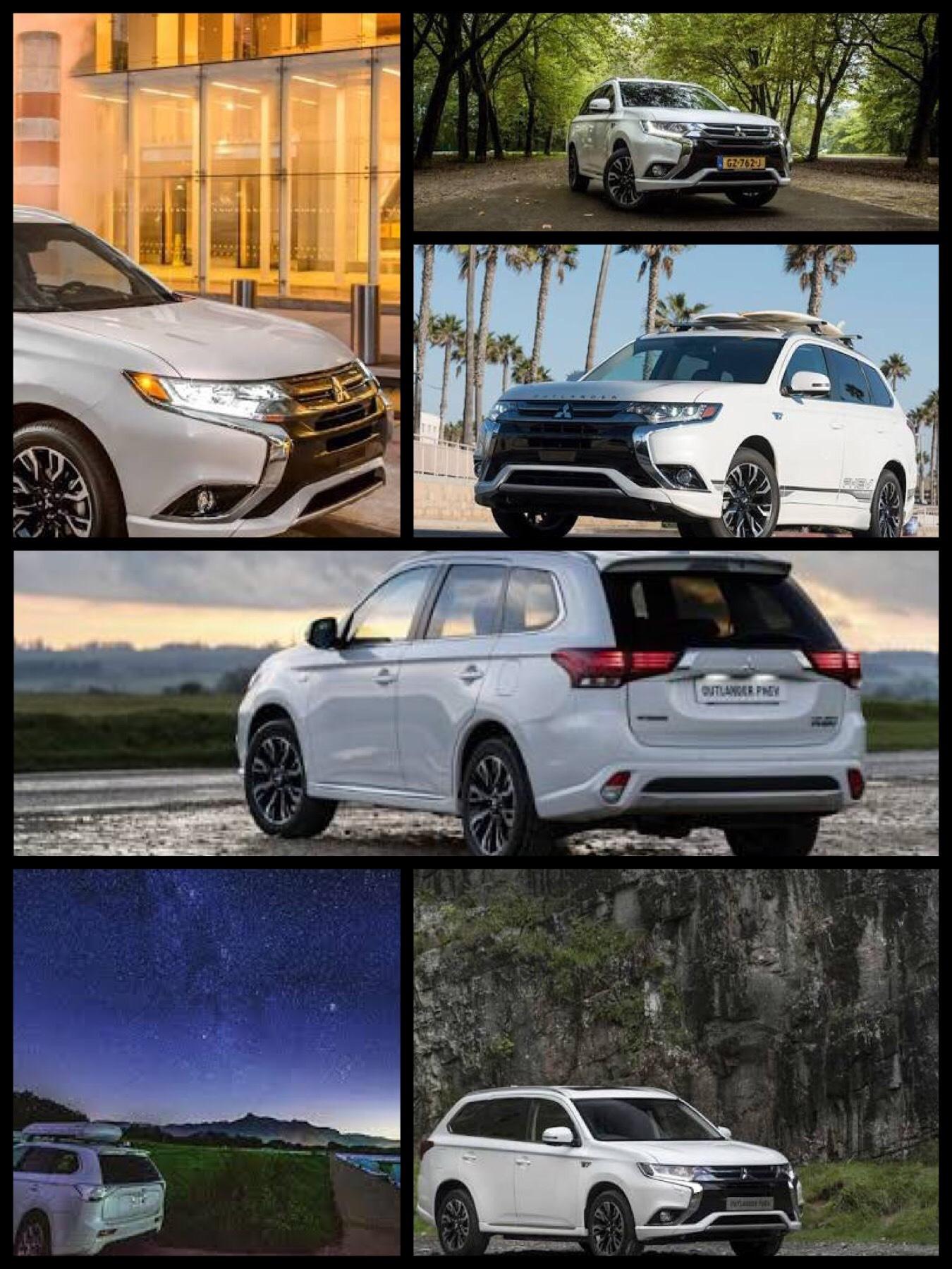 世界のアウトランダーPHEV global Mitsubishi Outlander phev