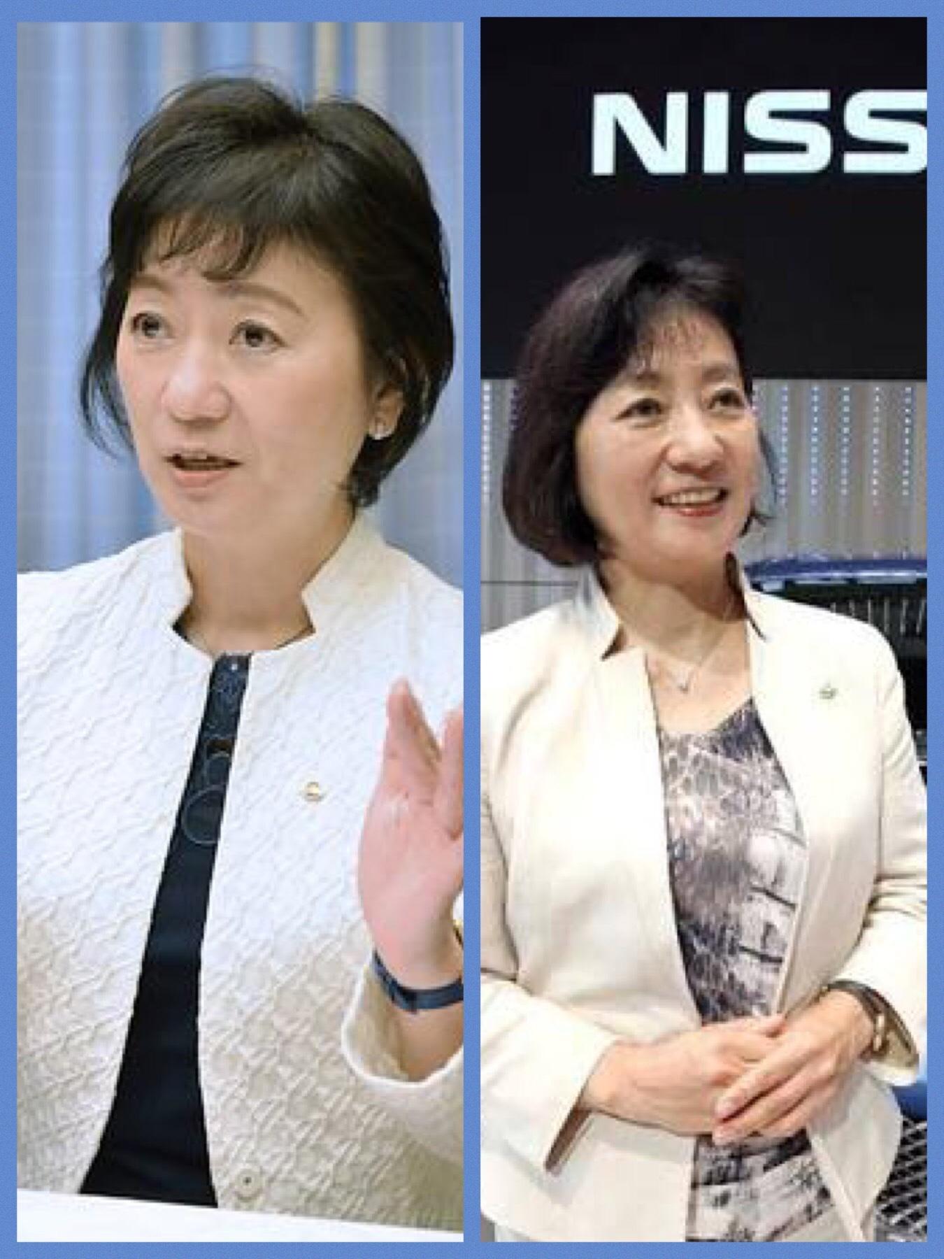 日産リーフ 星野朝子役員