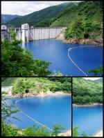 四万温泉 Shima blue 宿泊記 奥四万湖 四万ブルー