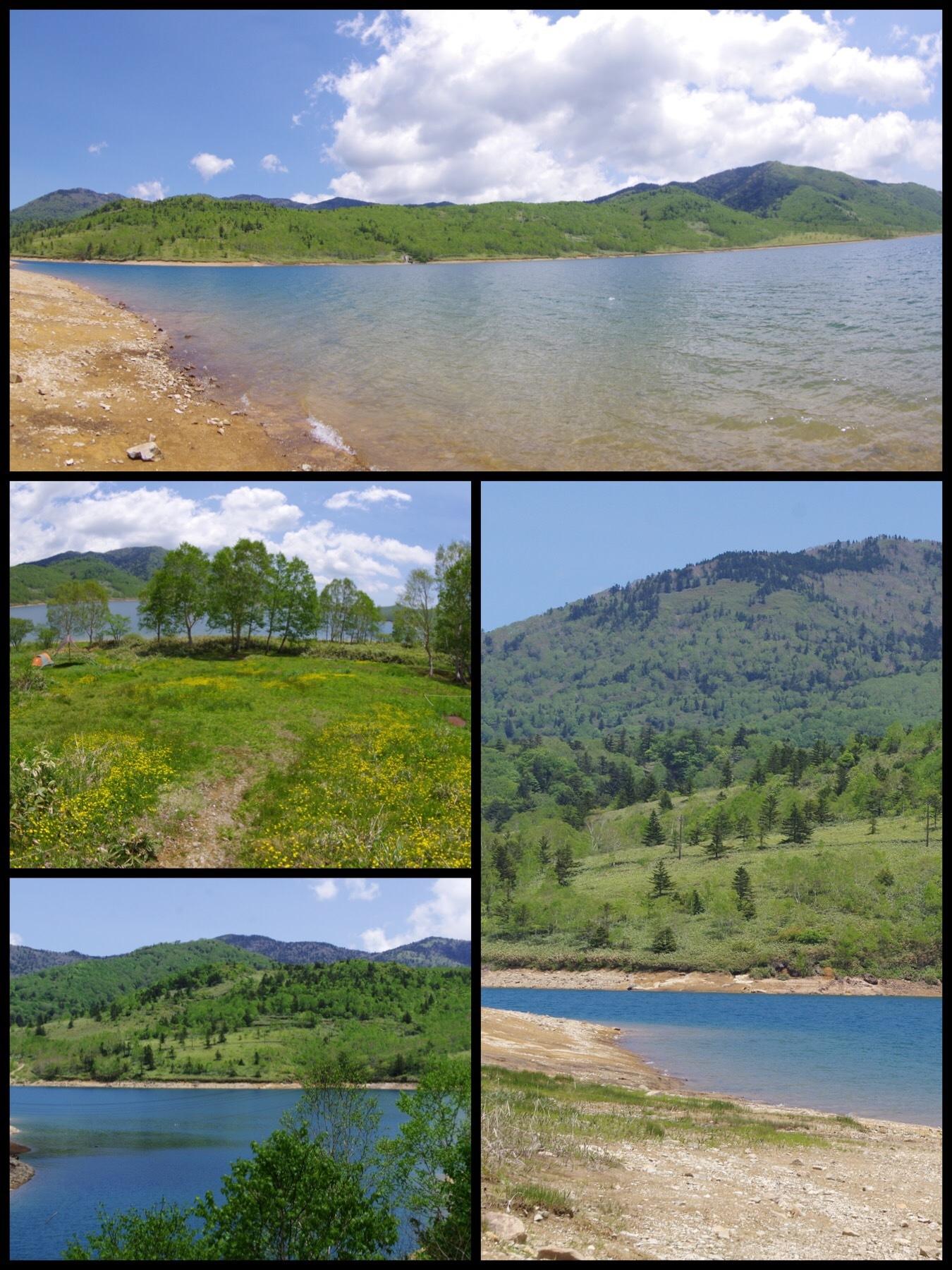 四万温泉 Shima blue 宿泊記 シマブルー グランピング 野反湖