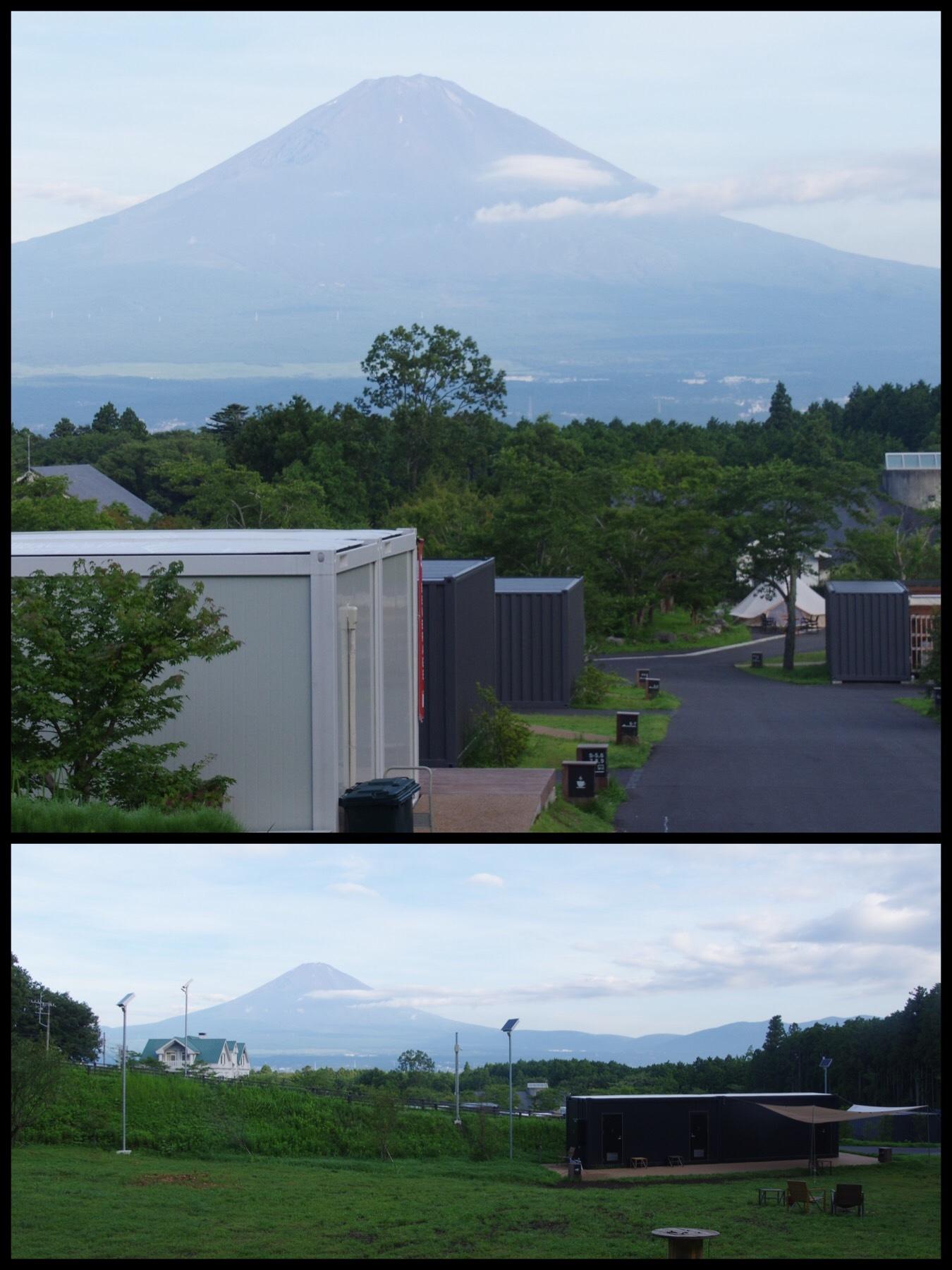 グランピング 御殿場 ふじのきらめき 藤乃煌 富士山