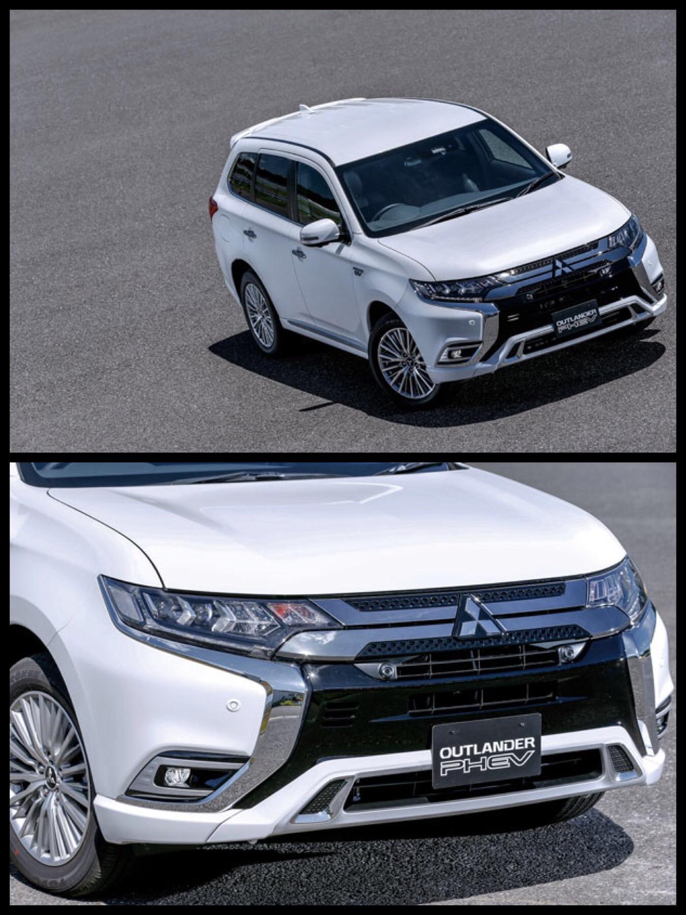三菱アウトランダーPHEV2019モデル Mitsubishi Outlander phev 2019
