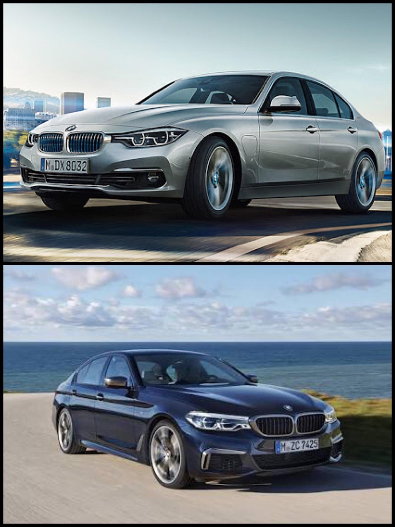 BMW 330e iパフォーマンス 530e i パフォーマンス
