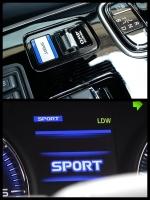 三菱 新型アウトランダーPHEV2019モデル スポーツモード
