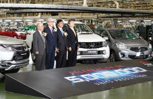 三菱自動車 アジアで利益拡大