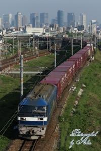 77レ(=EF210-310牽引)