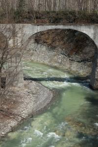 第五音更川橋梁にて