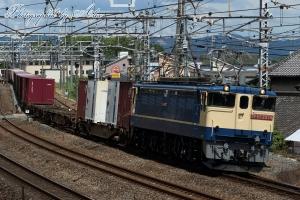 5087レ(=EF65-2074牽引)