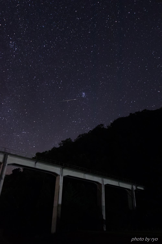 ペルセウス座流星群 2018
