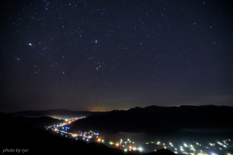 満天の星は雲に覆われて_1