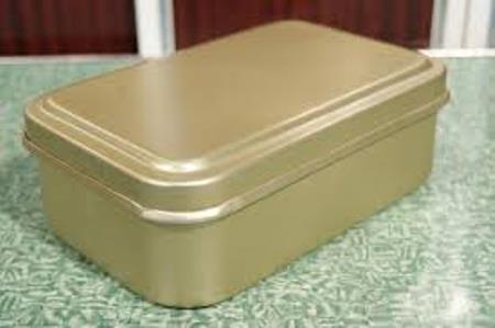アルマイトの弁当箱