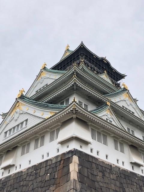 大阪ブロガー交流会 大阪城に行く