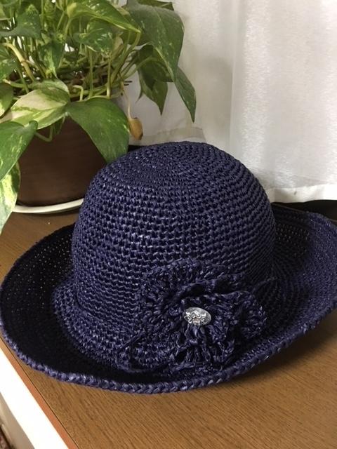 763リーフィー帽子