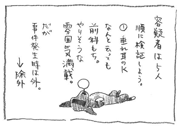 8-仮説K
