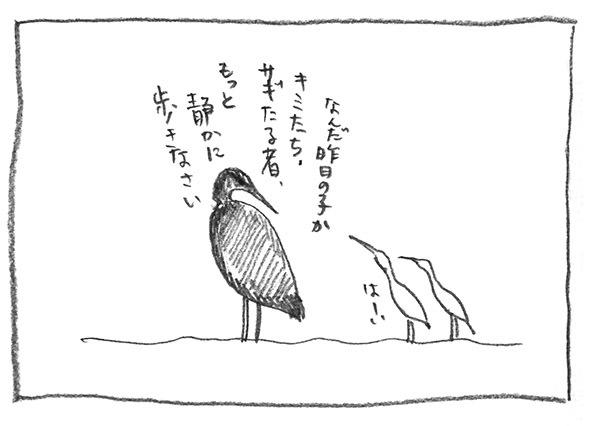 6-サギたる者