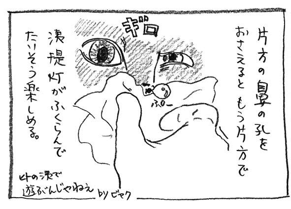 3-鼻提灯