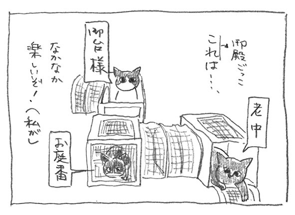5-御殿ごっこ