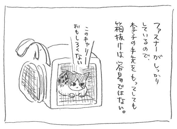 3-箱抜け不能