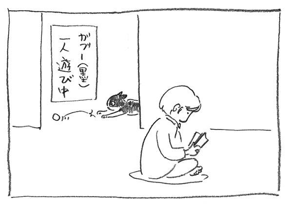 1-ガブひとり遊び