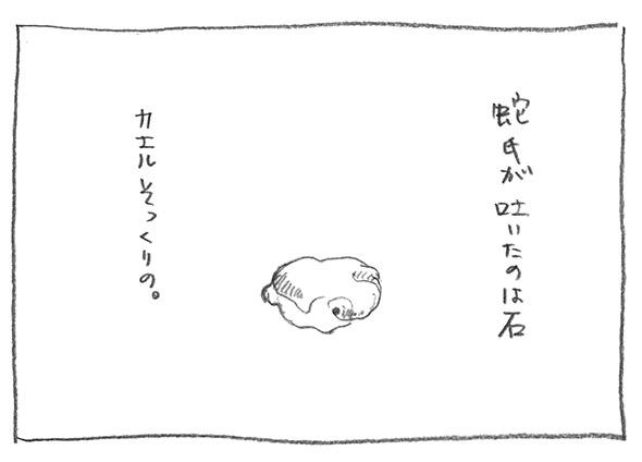 14-カエル石