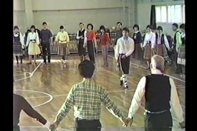 江東FDC 第1回バルカンダンス講習会