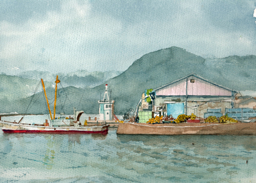 久美浜漁港