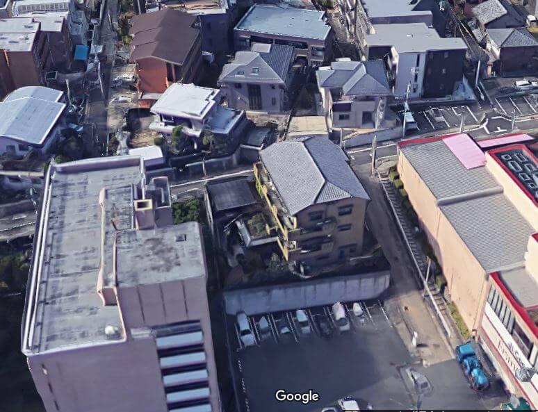 名古屋電機工業空撮