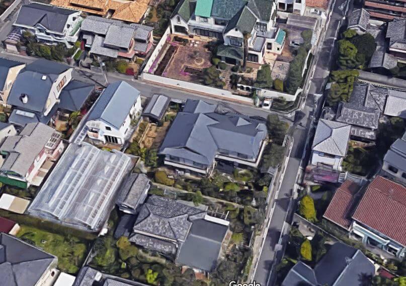 日本システム技術空撮